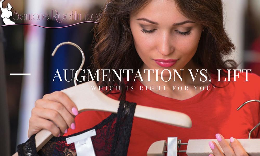 Augmentation vs. Lift