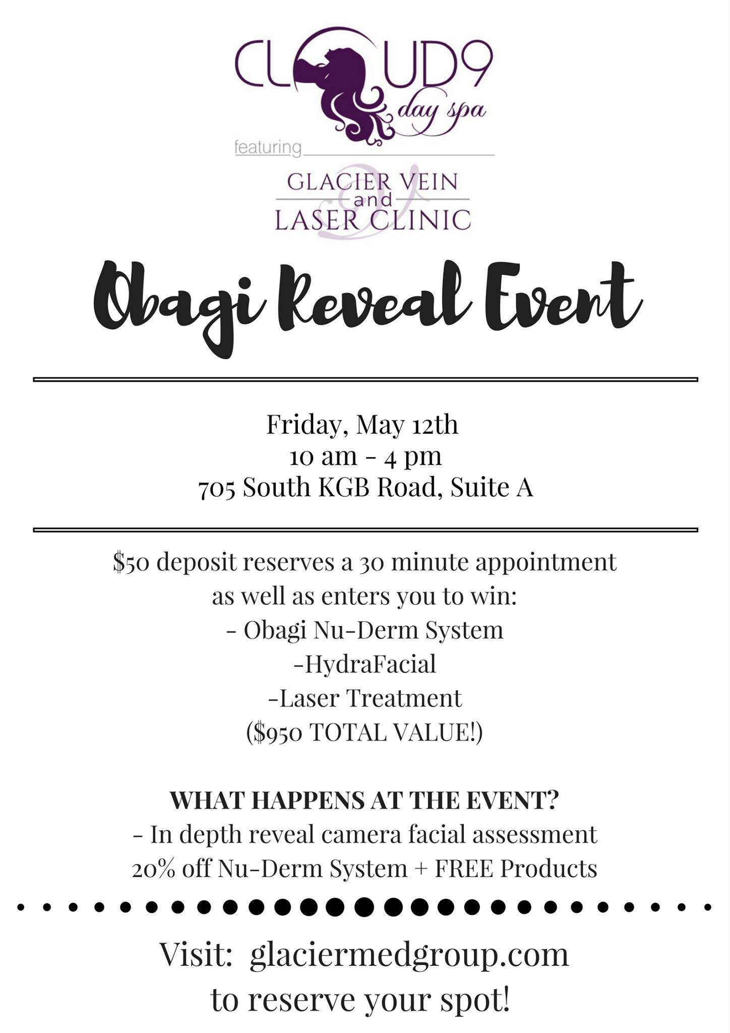 Obagi Reveal Event