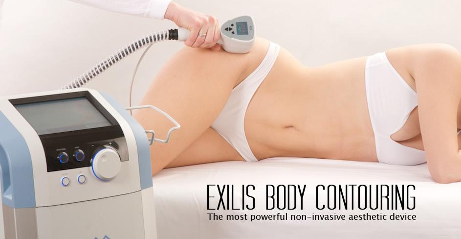 exilis body contouring the most powerful non-invasive aesthetic device