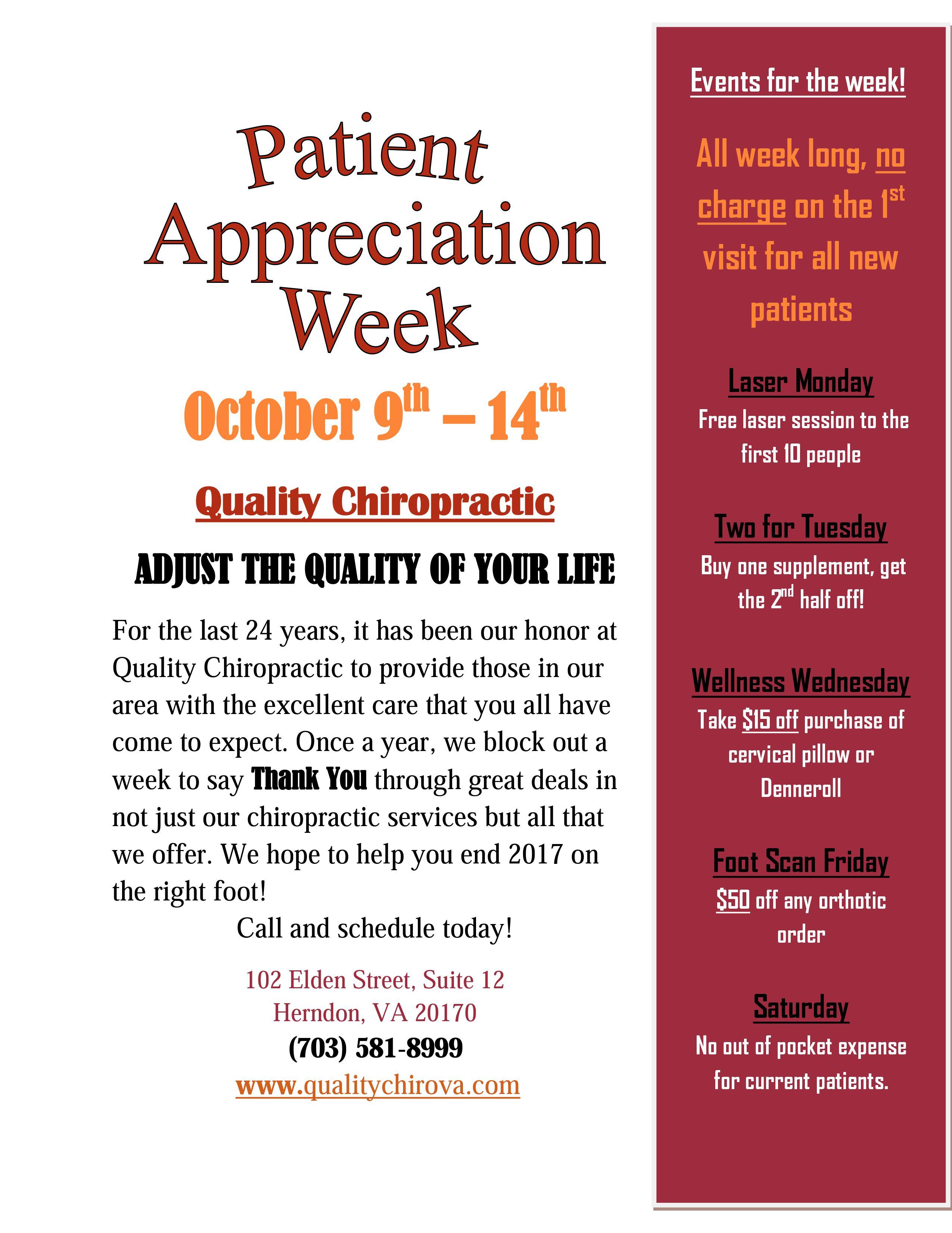 Quality Chiropractic: Chiropractors: Falls Church, VA & Herndon, VA