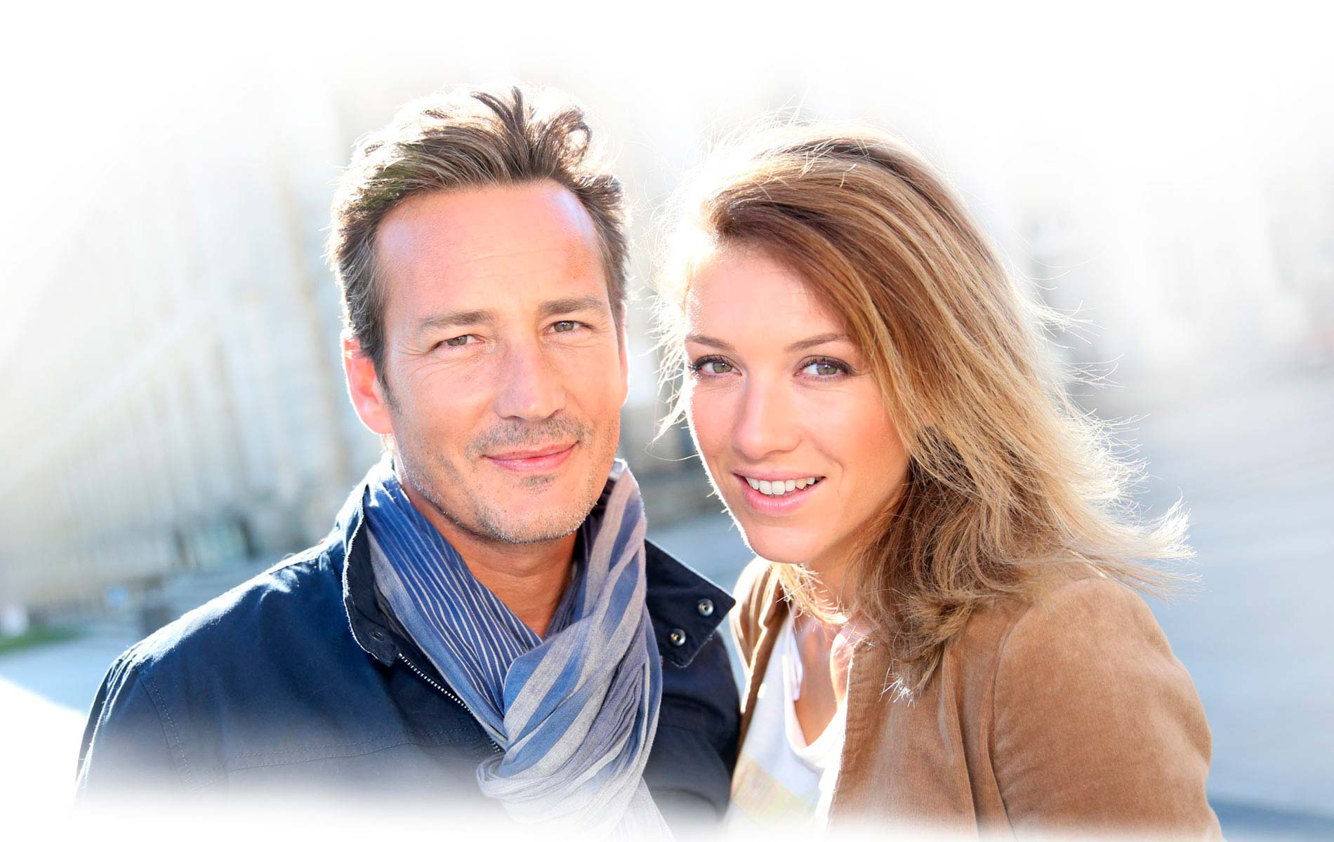 Benefits of SmartGraft - handsome guy with pretty woman