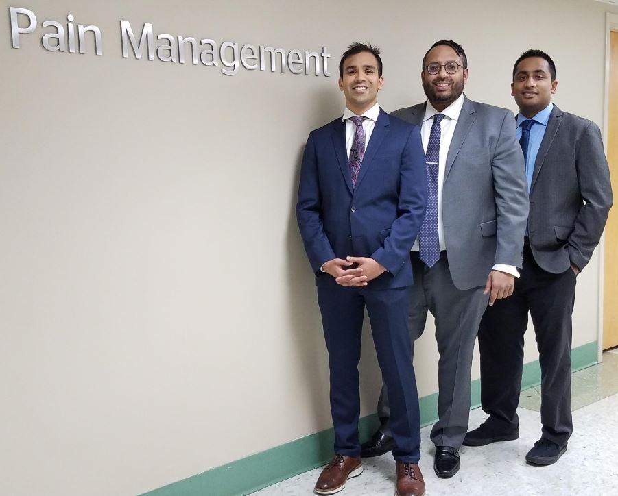 Pain management team (3)