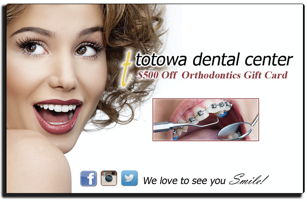 Special offers totowa nj totowa dental center 50000 off orthodontic treatments expires 63018 solutioingenieria Images