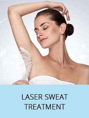 Laser Sweat Treatment