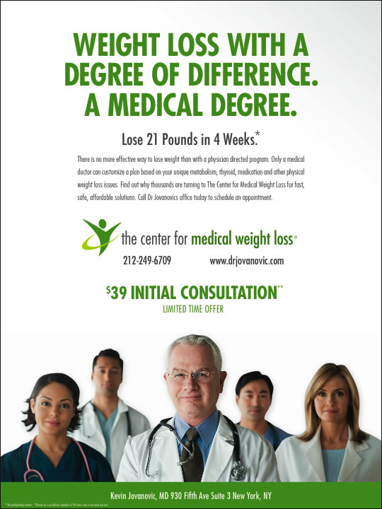 Medical Weight Loss Specialist Upper East Side New York Ny Dr