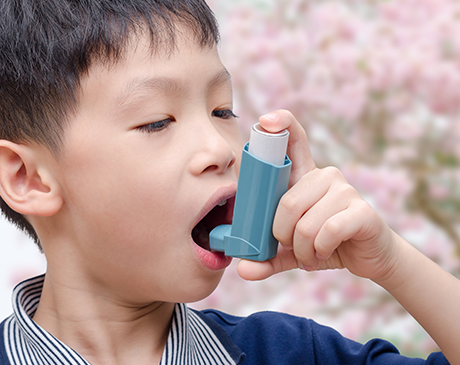 Asthma treatment Richardson