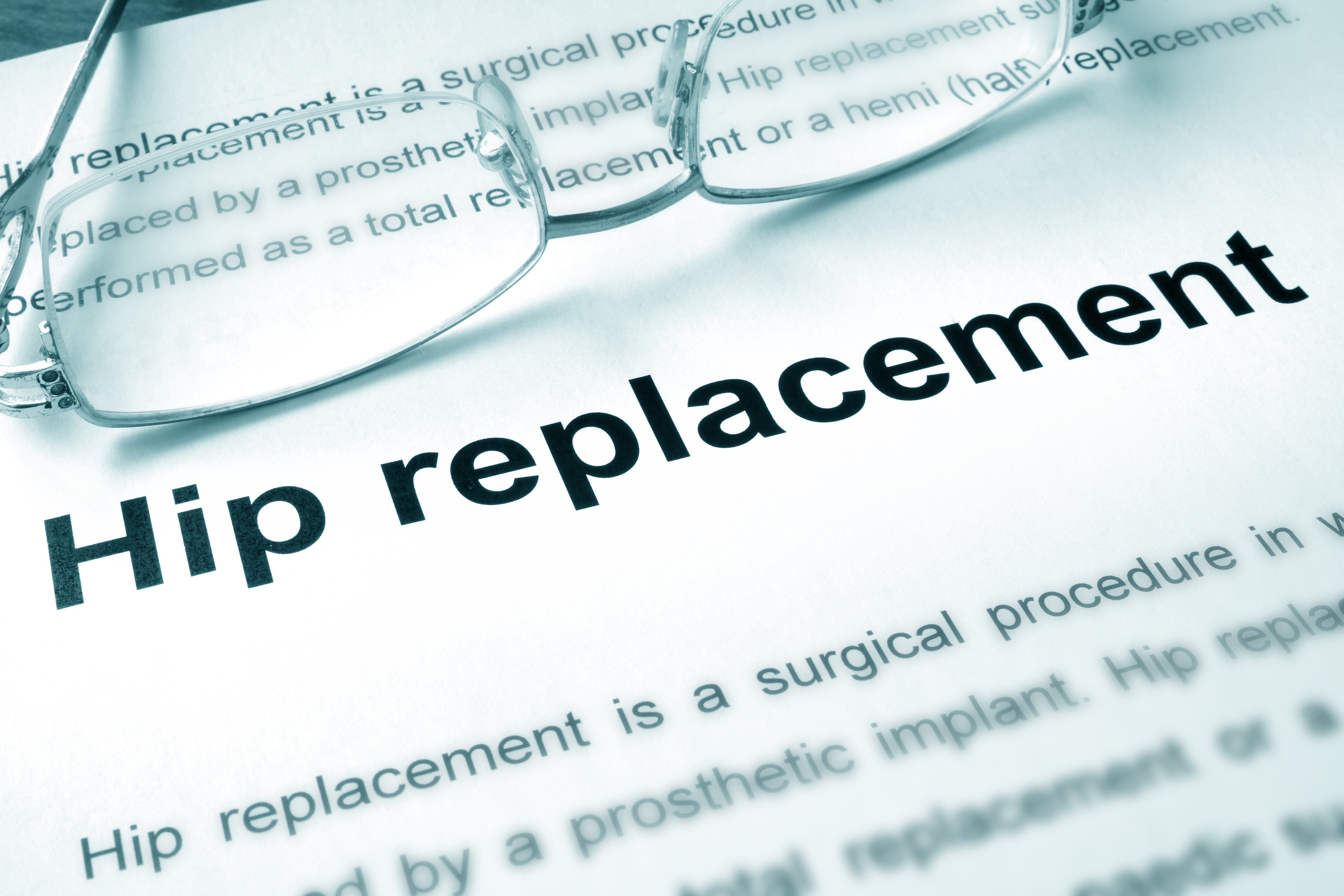 Hip Replacement San Diego