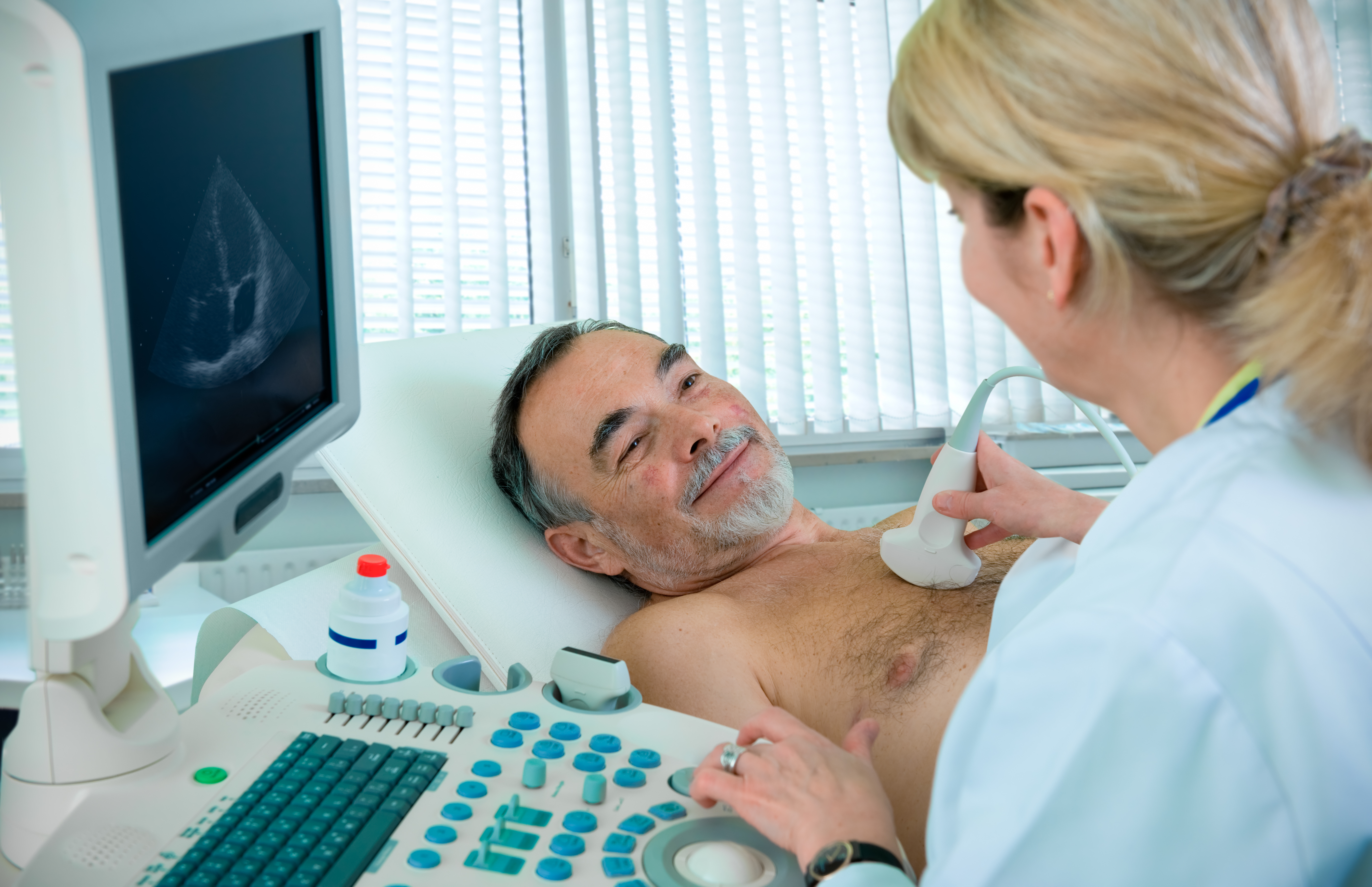 Cardiac Ultrasound Los Angeles