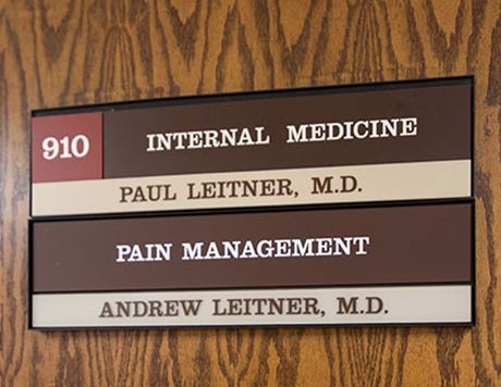 Leitner, Paul, MD