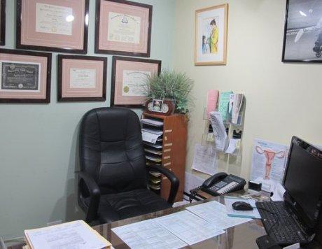 Culver City, CA Office of Norma C. Salceda, MD, F.A.C.O.G.).'