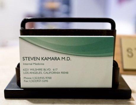 Kamara, Steven, MD