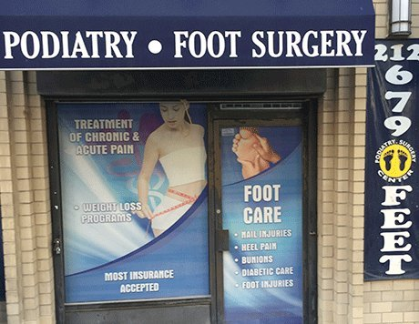 Third Avenue Podiatry and Foot Surgery Center