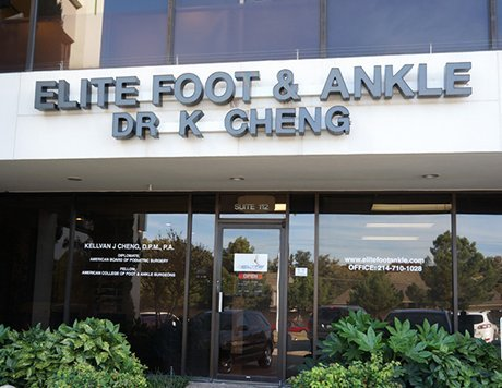 Elite Foot & Ankle