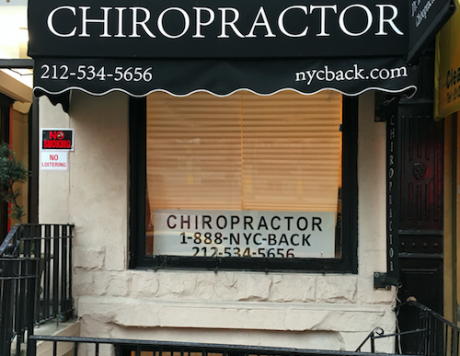 NYC Back Chiropractic