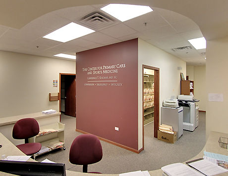 The Center for Primary Care and Sports Medicine