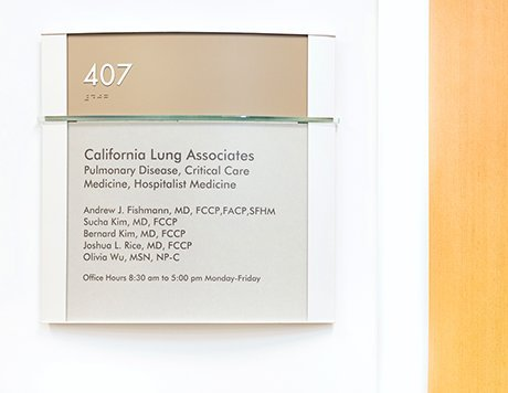 California Lung Associates
