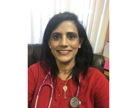 Usha Mantha, MD