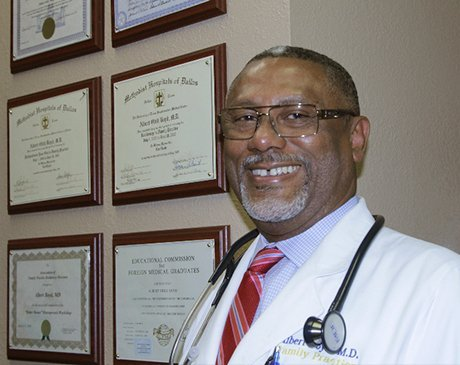 Albert Boyd MD, PA