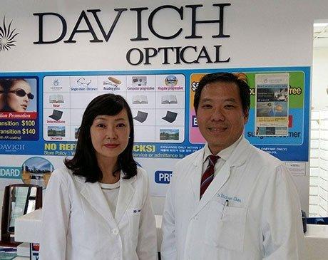 Davich Optical
