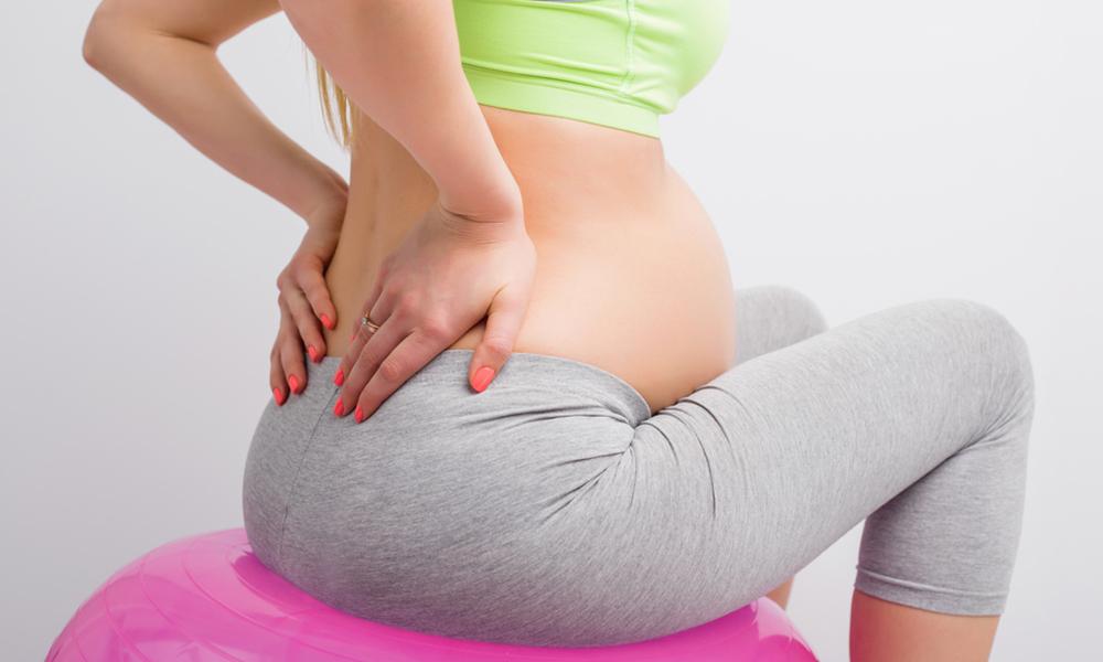 2 триместр беременности болит копчик