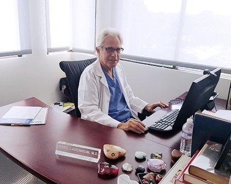 Marc L. Ladenheim MD, FACC