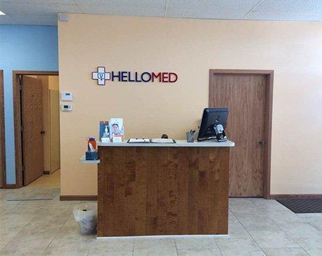 HELLOMED