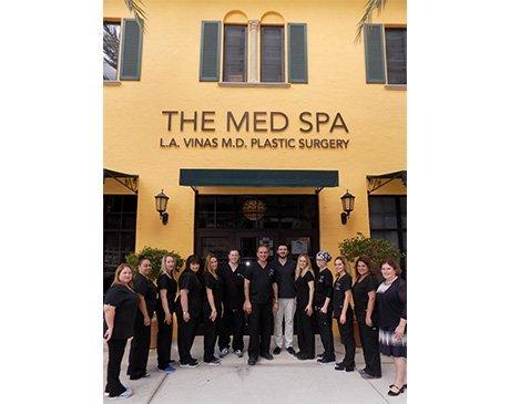 L.A. Viñas M.D. Plastic Surgery, Med Spa & Skin Care Centers